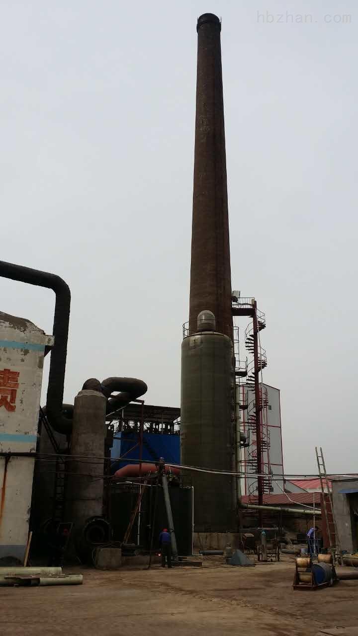 大连脱硫设备砖厂隧道窑脱硫设备
