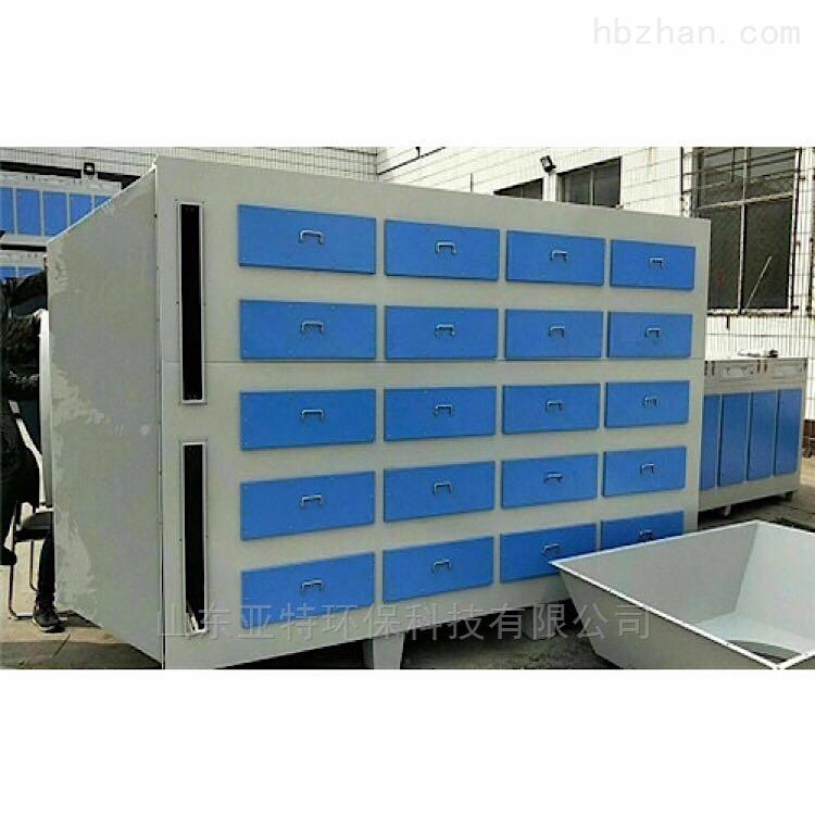 活性炭吸附箱voc废气处理装置