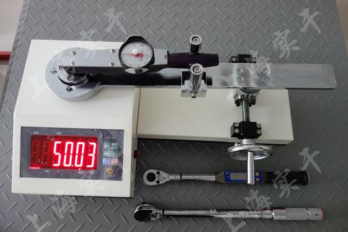 力矩扳手检测台(测试表盘扭力扳手)图片