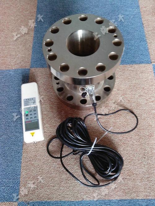 法兰电子拉压测力计图片