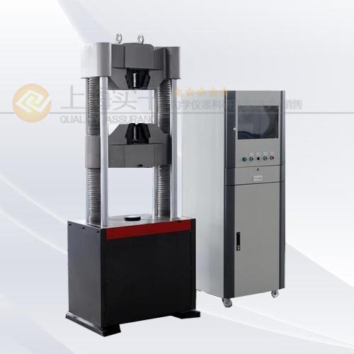 铝带液压试验机图片