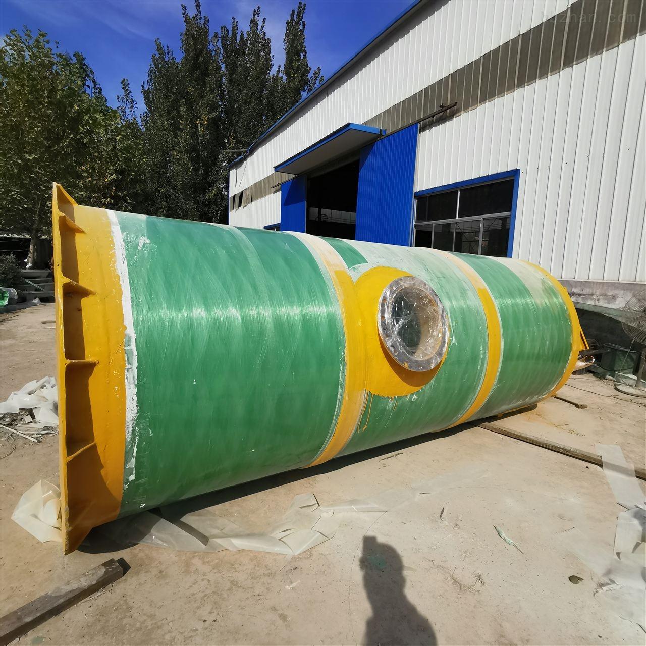 邯郸市食品厂一体化提升泵站|口碑推荐