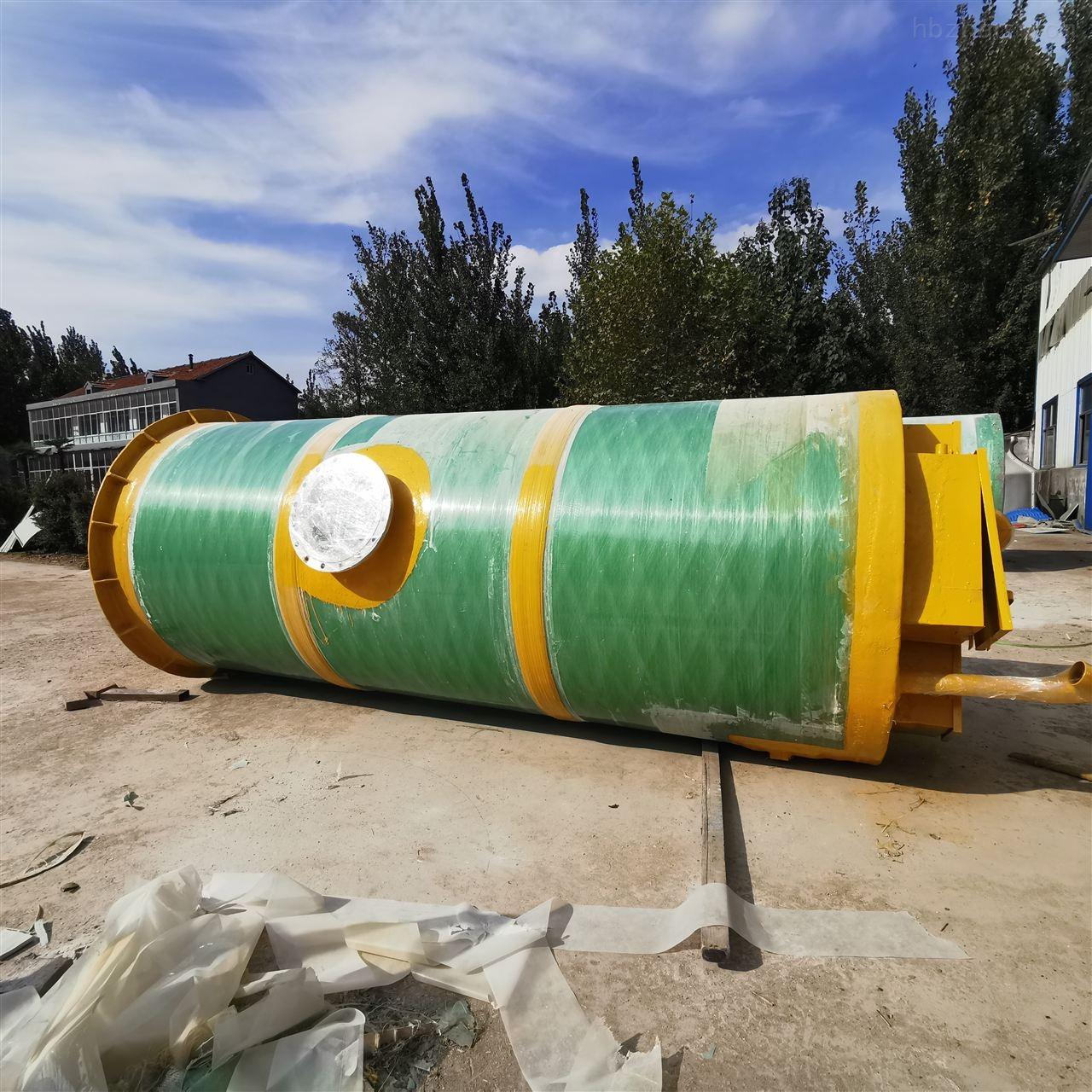 衡水市一体化雨水提升泵站_诚信服务