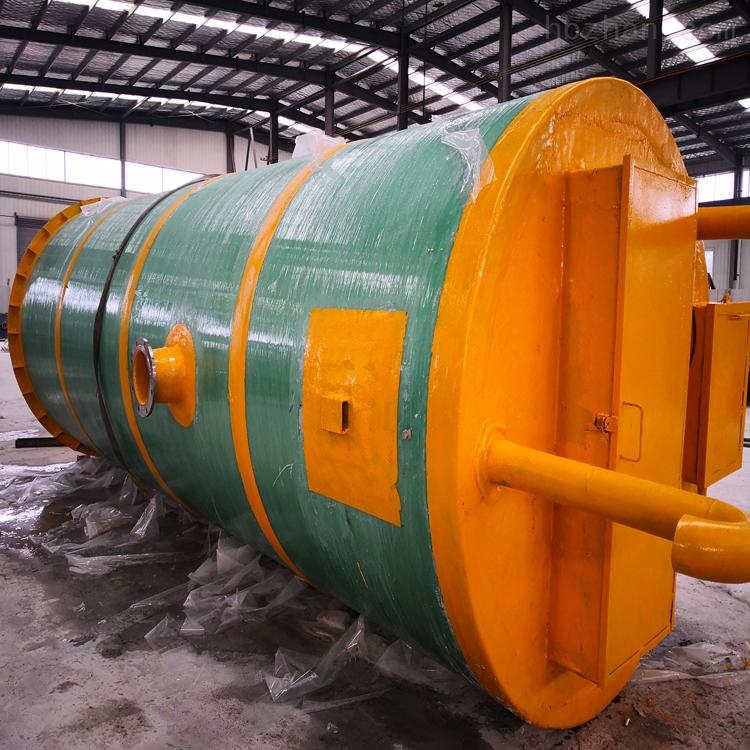 保定市全自动一体化提升泵站厂家服务