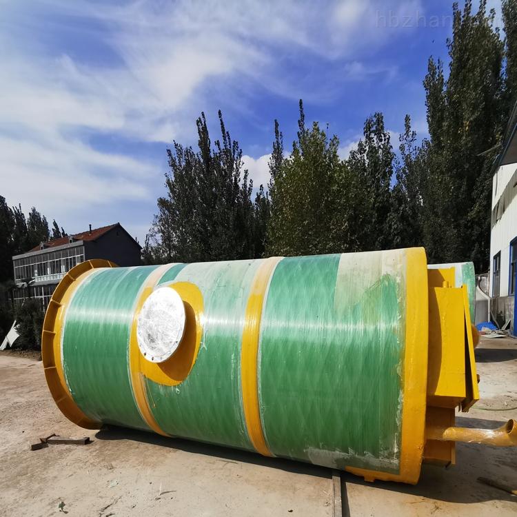 廊坊市一体化污水提升泵站如何使用
