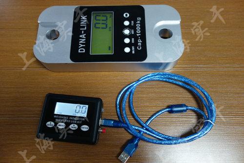 电子式无线拉力测力计