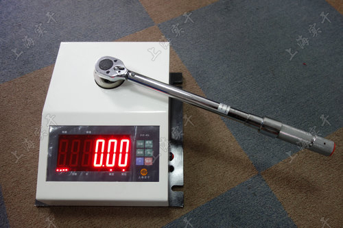扭矩扳手测力仪图片