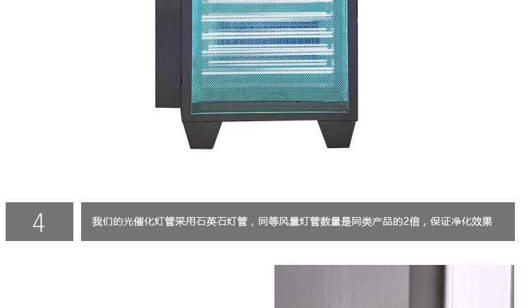 光催化废气处理设备高清细节实拍图5
