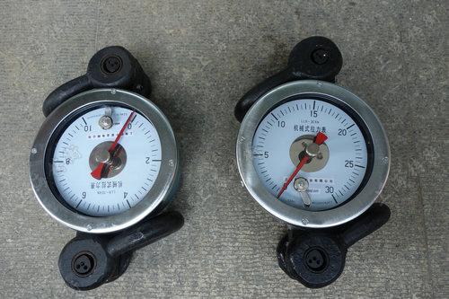 SGJX机械式双针拉力表