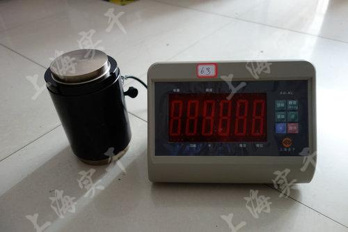 柱型电子拉力测力计图片