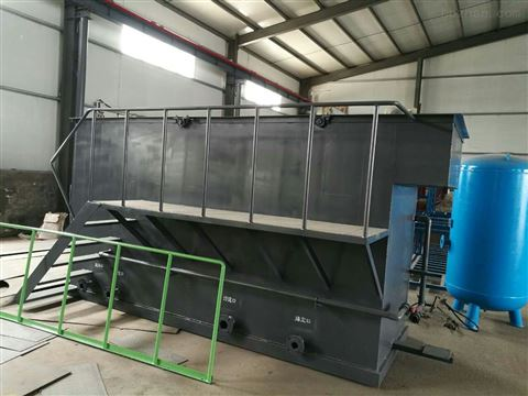 武漢市地埋式一體化污水處理設備工藝原理