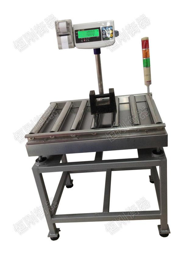带打印滚筒电子秤