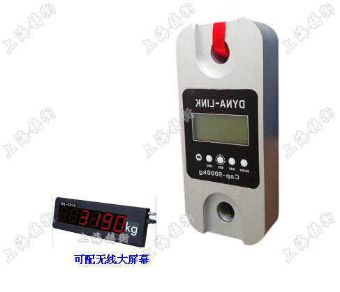 SGLD-100电子拉力计/1-100吨电子拉力计
