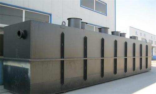 成品一体化污水处理设备