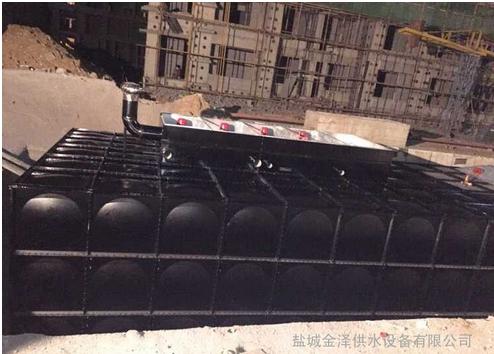 <strong>浙江杭州图集XBZ-100-0.60/30-0.60/30-M-II抗浮式地埋箱泵一体化消防增压供水设备</strong>