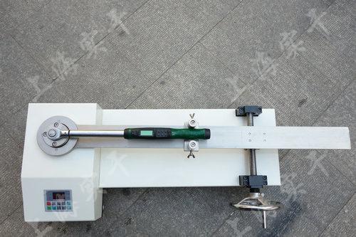 便携式力矩扳手检测台图片