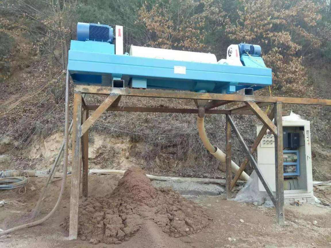 洗砂泥浆脱水机