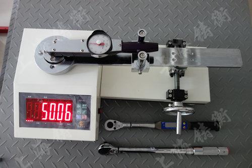 SGXJ扭矩扳手校准机
