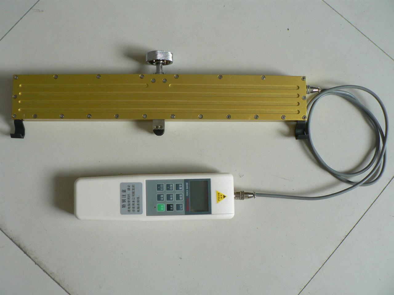 电梯绳索张力仪