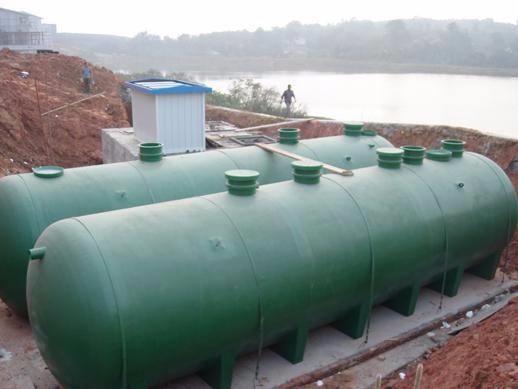 一体化洗涤污水处理设备