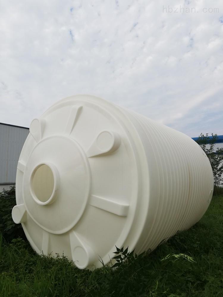 40吨塑料储水罐 片碱储罐