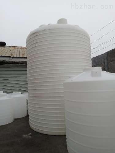 50吨塑料纯水罐 液体储罐