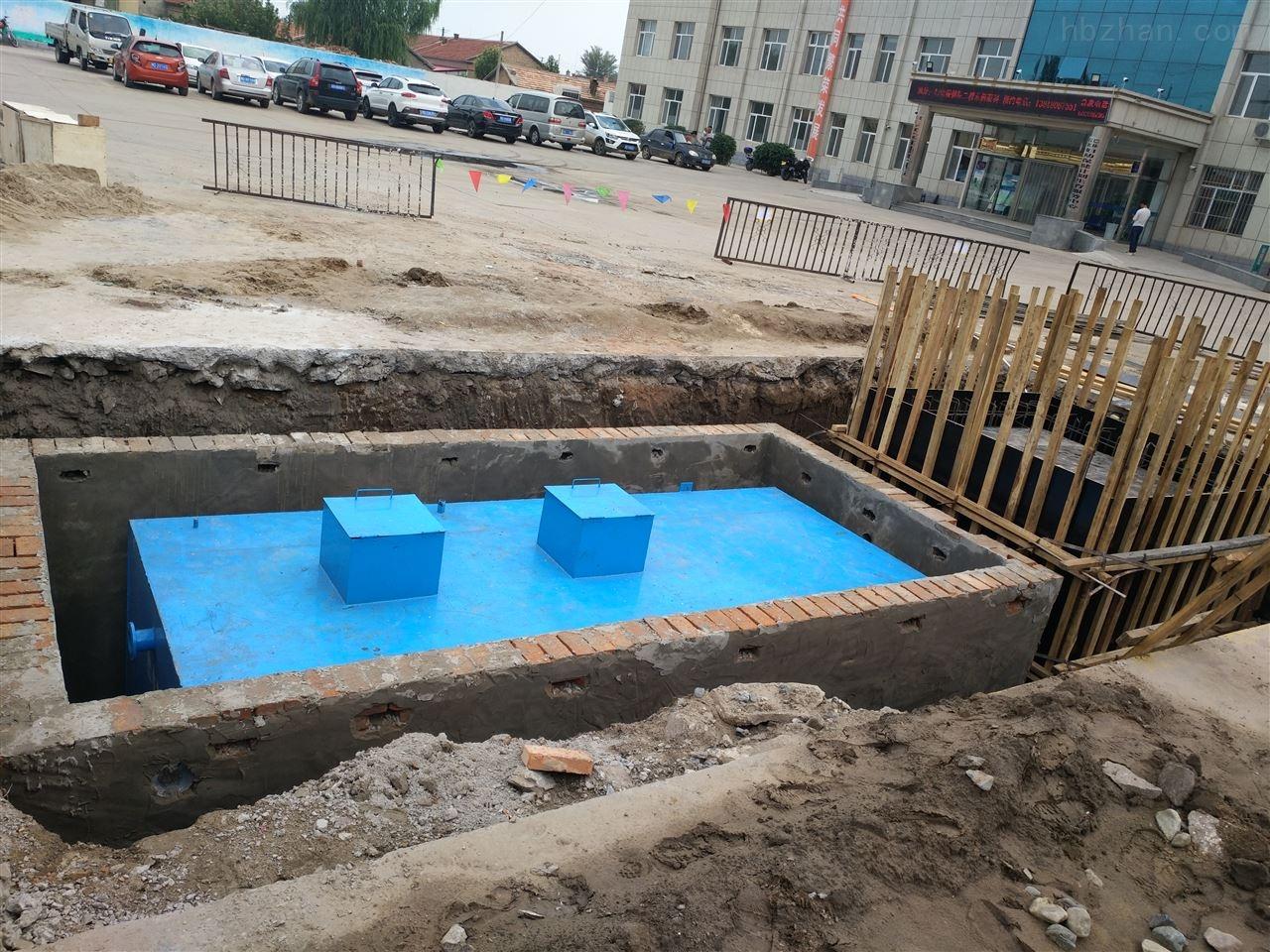 宿迁服务区污水处理设备
