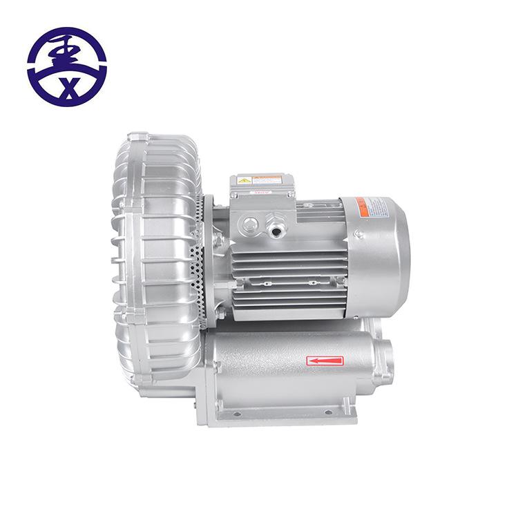 中国台湾全风环形风机RB-1010(7.5KW)高压环形风机,高压漩涡气泵 环形高压风机 全风风机示例图6