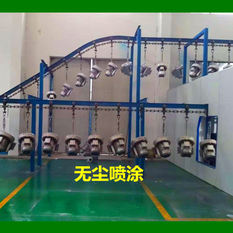 厂家 YX-83D-1高压旋涡气泵 4KW漩涡式高压气泵示例图8