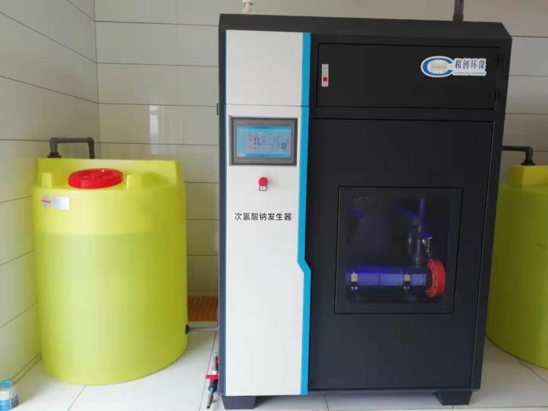 100g次氯酸钠发生器