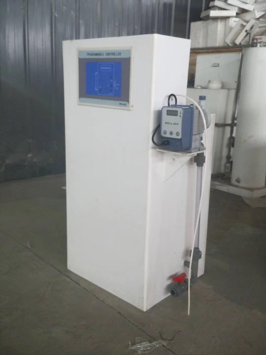湖南永州医院污水处理设备处理工艺