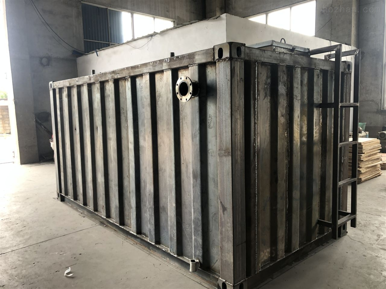 上海集装箱生活污水设备厂家