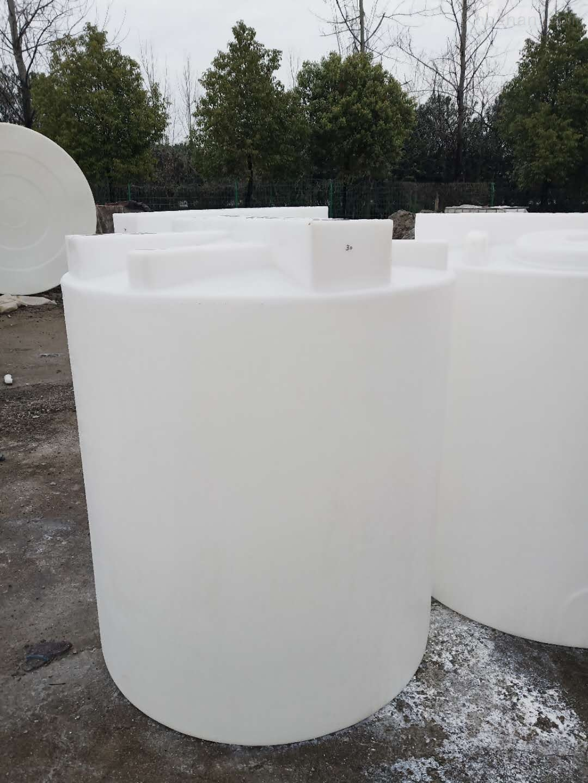 谦源1吨塑料搅拌罐 立式塑料加药箱