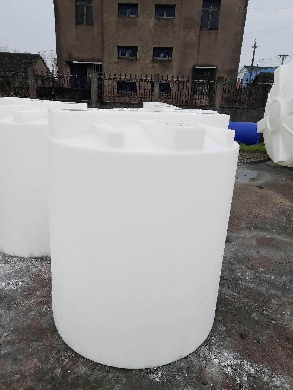 谦源1吨塑料加药箱 立式塑料加药箱