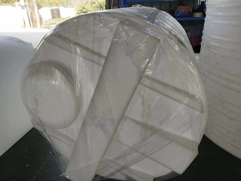 谦源2吨塑料加药桶 氢氧化钠搅拌罐