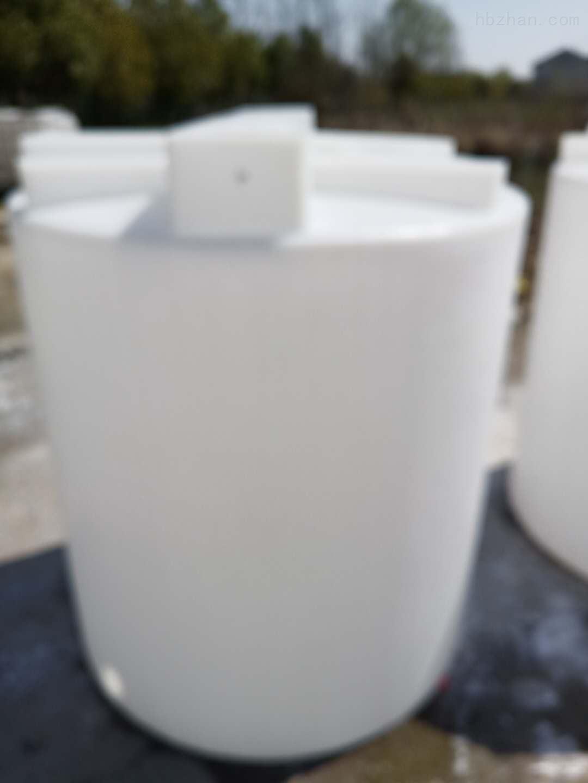 谦源2000L塑料搅拌罐 液体储存桶