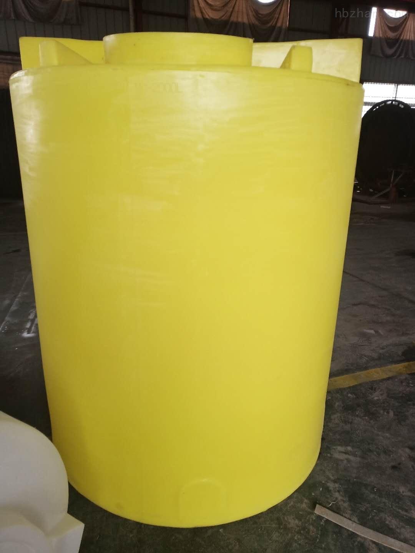 谦源2吨搅拌加药箱 氢氧化钠搅拌罐