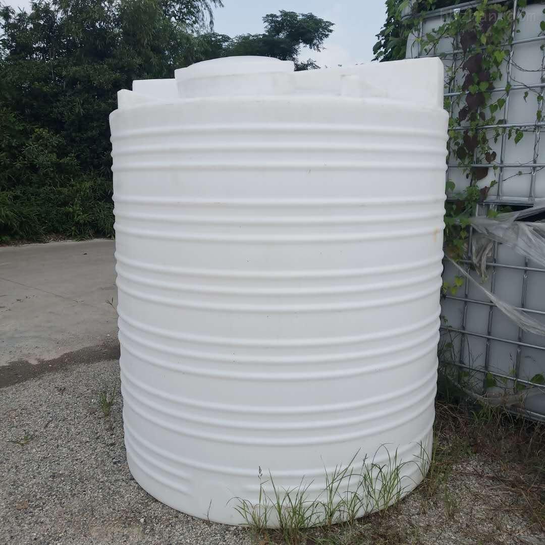 谦源3吨计量箱 铬酸储罐