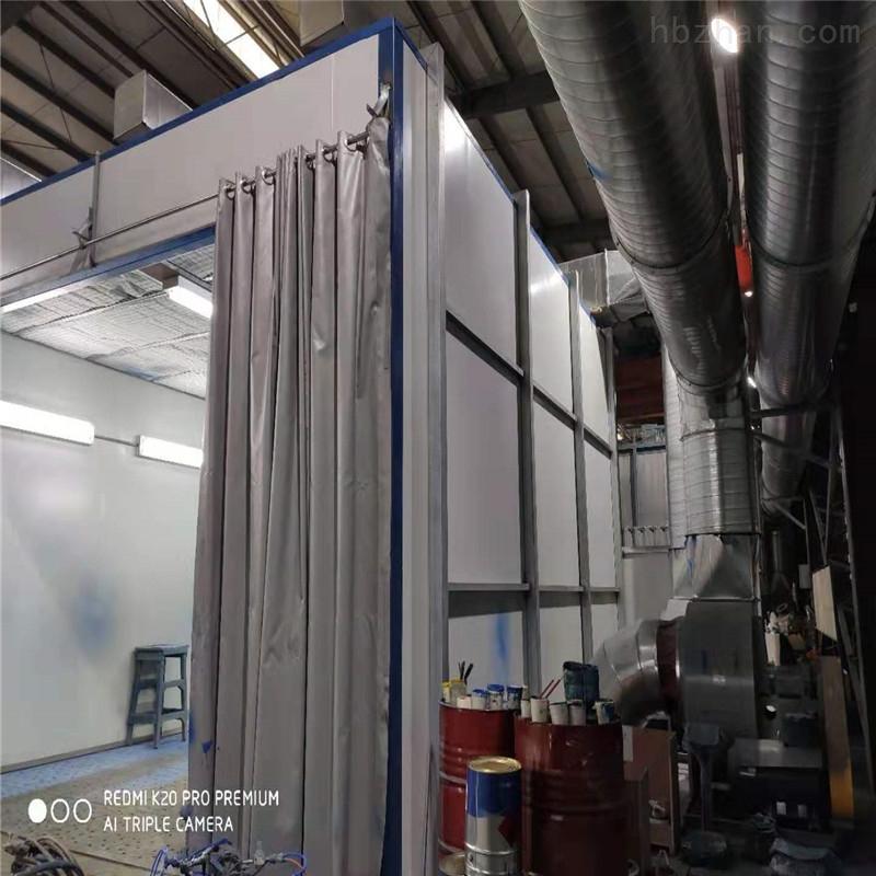 池州烤漆房废气处理设备厂家