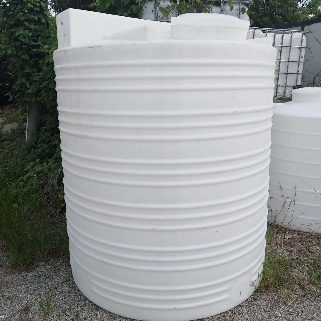 谦源3吨搅拌加药箱 氢氧化铵储罐