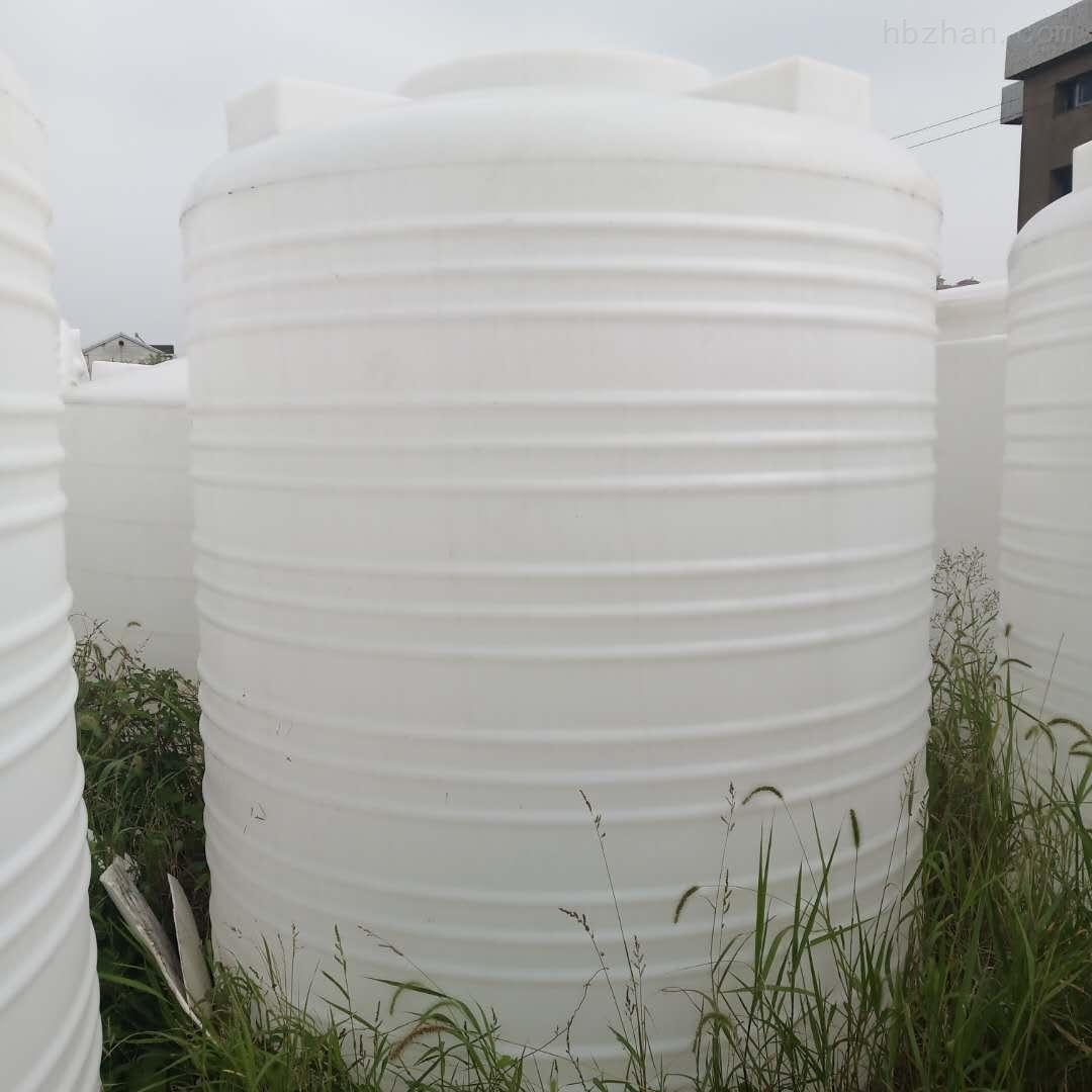 谦源3立方塑料加药桶 橄榄油储存罐