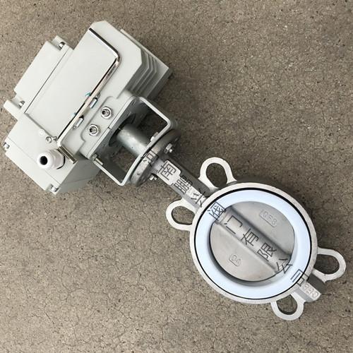 D971F电动不锈钢蝶阀
