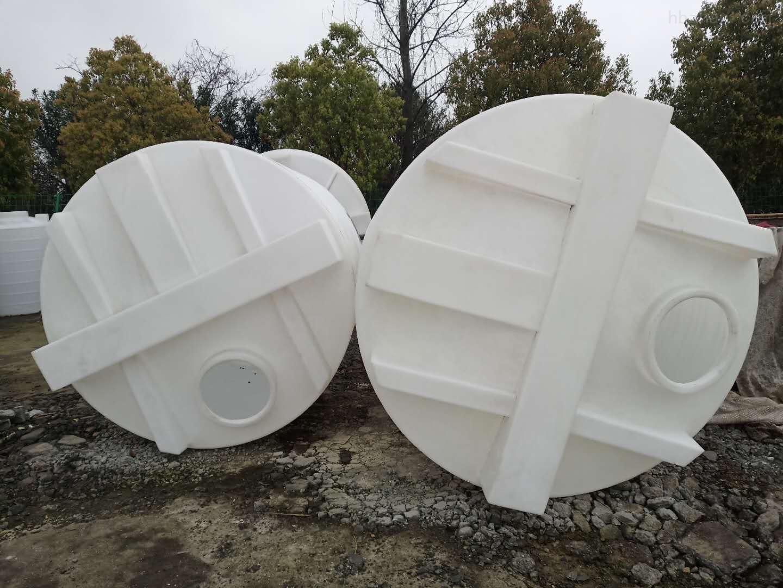 谦源4立方塑料加药箱 PE加药箱
