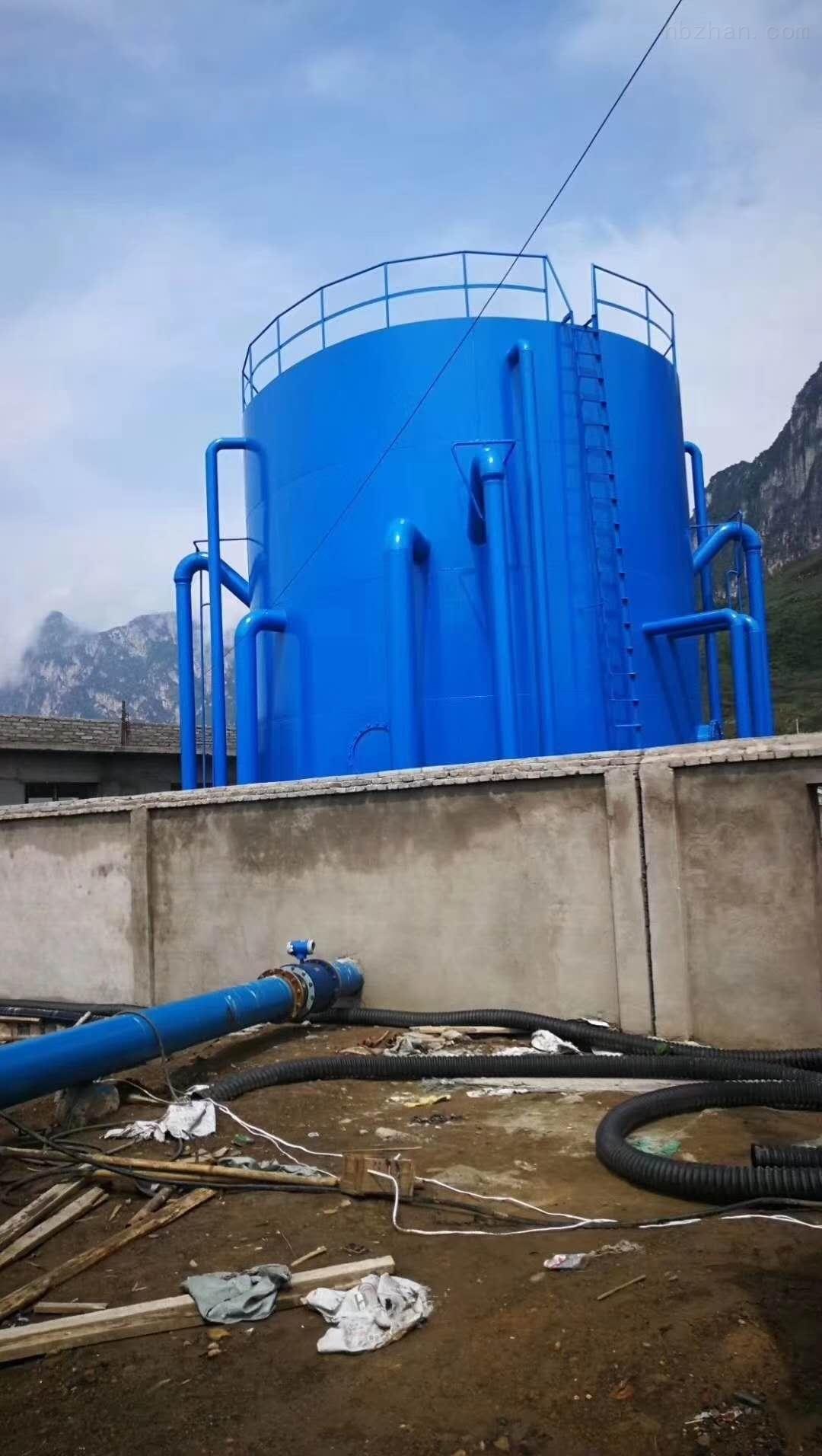 克拉玛依污水处理一体化设备厂家