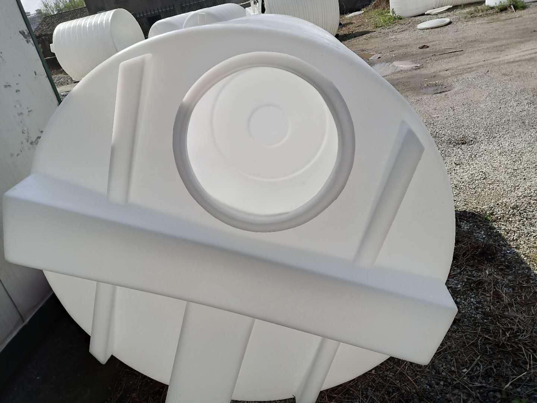 白银4000L塑料搅拌桶 化学药剂配药罐