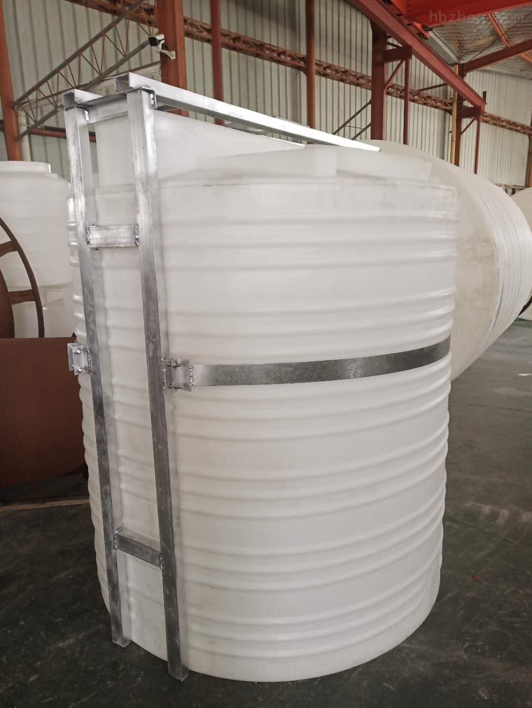 白银4000L塑料搅拌罐 化学药剂配药罐