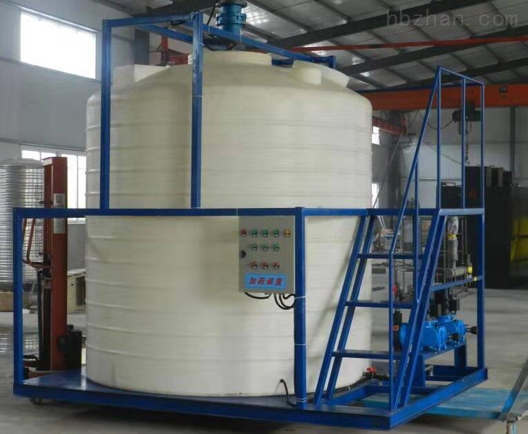 上海5吨塑料搅拌罐 苹果酸储存桶
