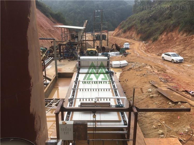 新疆矿山污泥脱水机效率高