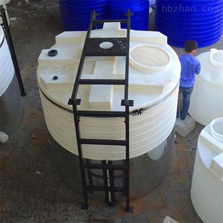 常州6吨搅拌加药箱 防腐储蓄罐