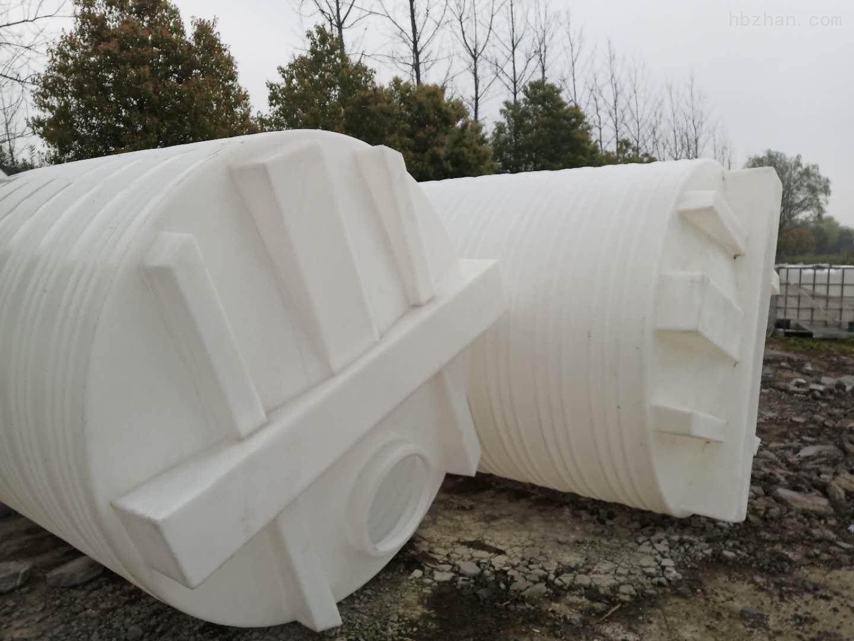 杭州8000L塑料搅拌桶 絮凝剂储罐